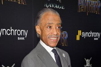 Al Sharpton Under Fire For Taking Book Deal With Cash Money [UPDATE: Sharpton's Camp Responds To Criticism]
