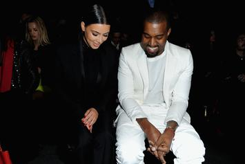 Kanye West & Kim Kardashian Drop 750k On Gold Toilets