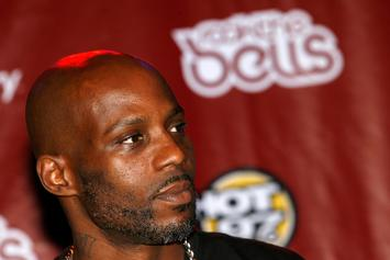 DMX Arrested For DUI [UPDATE: Video Of The Incident Surfaces]