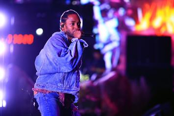 "Listen: Kendrick Lamar Freestyles Over 2Pac's ""Hit 'Em Up"""
