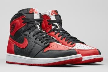 "Air Jordan 1 ""Homage To Home"" Limited To 2,300 Pairs"