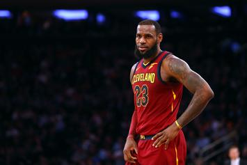 Cavs LeBron James Defends Reporter's Erin Popovich Question