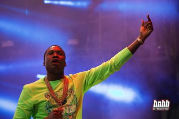 """Meek Mill To Hold """"Dreamchasers Thanksgiving"""" In Philadelphia"""