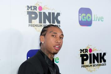 Tyga Drops $2.2 Million On Maybach