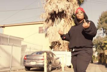 "Kamaiyah Drops Off New Video For ""The Wave"""