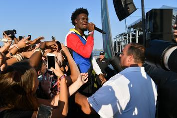 """Ugly God """"Promises"""" Country Music EP If He Gets Enough Retweets"""