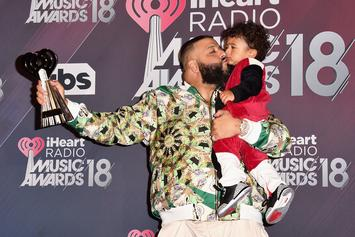 DJ Khaled & Asahd's Best Snapchat Moments