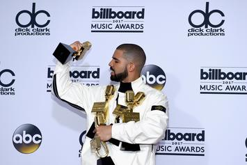 "DJ Khaled, Drake Go Double-Platinum With ""For Free"""