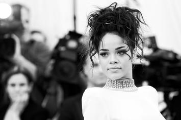 Rihanna To Release Concept Album Based On Animated Film