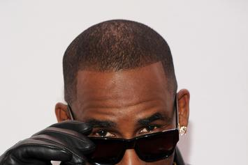"R. Kelly Announces ""White Panties"" Album, Possible Joint Project With Mary J. Blige"