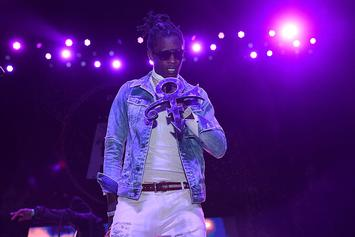 Young Thug Previews New Song On Instagram