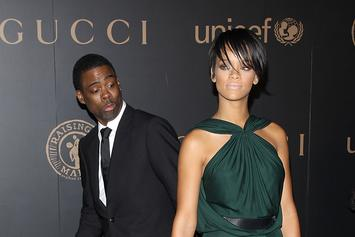 "Chris Rock Says Rihanna ""Uncle Zoned"" Him When He Was Single"