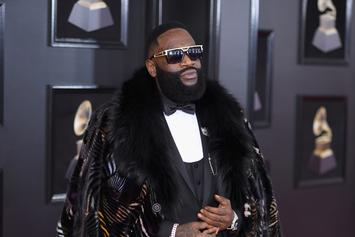 "Rick Ross Reveals Snoop Dogg As An Inspiration For ""Mastermind,"" Talks Working With Kanye West"