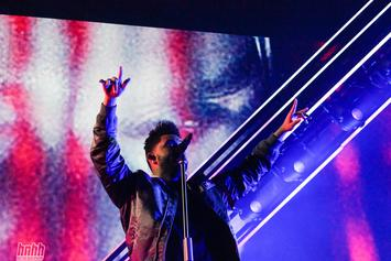 "The Weeknd's ""Starboy"" Expected To Go No. 1 With Huge Sales & Streaming"