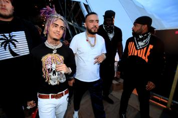"""French Montana Defends Lil Pump, Says He """"Loves What Pump Is Doing For The Game"""""""