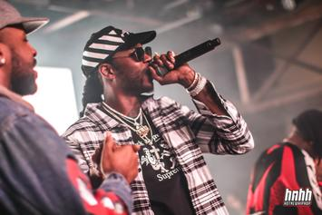 Preview An Upcoming 2 Chainz Record Featuring Travis Scott