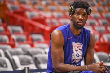 Allen Iverson Names Joel Embiid Among Top-5 Players In NBA
