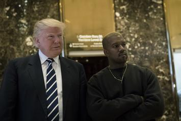 Kanye West Clarifies His Stance On Donald Trump