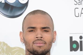 Chris Brown's Mugshot Leaked