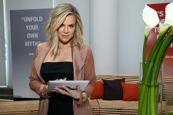 """Khloe Kardashian Reportedly """"Hasn't Given Up"""" On Tristan Thompson"""