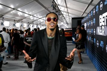 "August Alsina's First Week Sales For ""Testimony"", Debuts At #2"