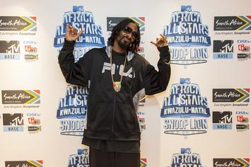 """Snoop Dogg Curses Out Donald Sterling: """"You Racist Piece Of Shit"""""""