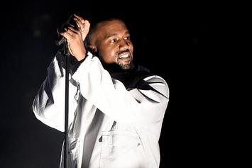 """Kanye West Offers Updates On Upcoming Albums & Freestyles About """"White Dominance"""""""