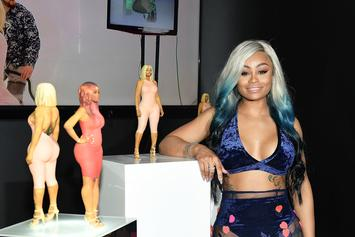 Blac Chyna Criticized For Putting Pink Hair Extensions On Daughter Dream