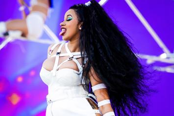 "Cardi B Still Working Her ""Ass Off"" Despite Cancelling Performances"