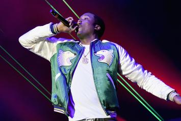 Meek Mill Charged With Assault Following Airport Altercation: Report
