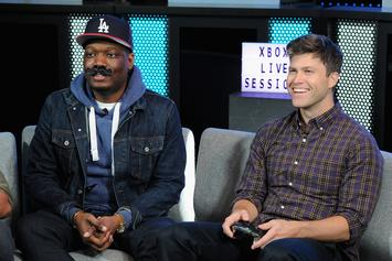 """""""SNL's"""" Michael Che & Colin Jost Tapped To Co-Host 2018 Emmy Awards"""