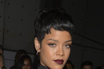 Rihanna Shuts Down Claims She's Snorting Cocaine In Viral Video