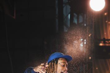 """First Week Sales Projections For Wiz Khalifa's """"Blacc Hollywood"""""""