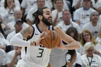 Ricky Rubio May Miss Up To 10 Days Over Hamstring Injury