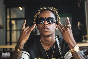 "Rich The Kid On Interscope Records: They ""Feel My Vision"""