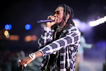 Offset's Alleged Baby Mama Celina Powell Posts Paternity Test Results