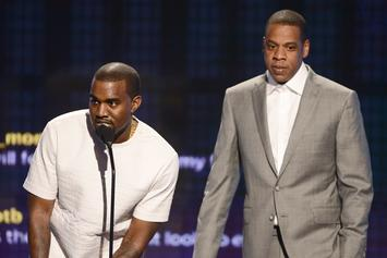 Kanye West Rants, Refuses To Rap Jay Z's Name At Bonnaroo