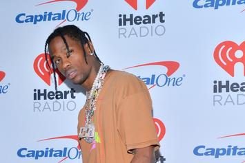"Travis Scott's ""Antidote"" Is Certified 3X Platinum"