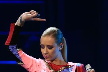 Iggy Azalea's New Man Flashes Rings French Montana Gave Her: Rumor