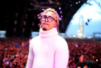 "Lil Pump Teases New Music Video For ""Boss"""