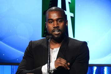 Kanye West's Slavery Comments Caused By Him Not Taking Meds: Report