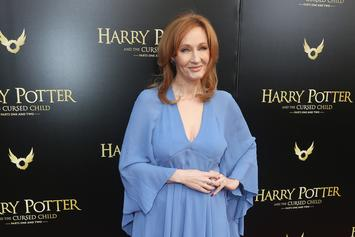 """J.K. Rowling Apologizes For Having Killed Dobby In """"Harry Potter"""" Series"""