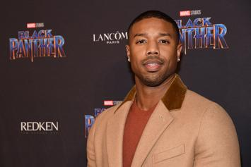 "Michael B. Jordan Gets Bullied By Charlamagne Tha God On ""The Breakfast Club"""