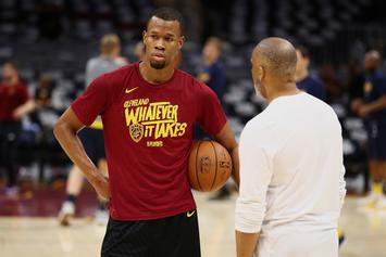 Cavs' Rodney Hood Refused To Play In 4th Quarter: Report