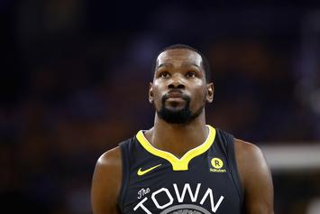 Chris Broussard Predicts Kevin Durant Ends Up In Golden State, Internet Reacts