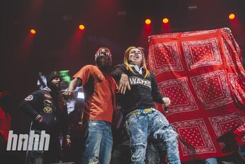 6ix9ine Seems To Claim Trippie Redd & Tadoe Are Using Domestic Abuse For Promo