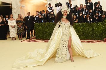 "Cardi B Addresses Met Gala Fight: ""I Simply Don't Want People Too Close"""