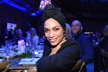 Rosario Dawson Shares Completely Nude Selfie To Celebrate 39th Birthday