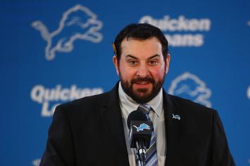 Lions Coach Matt Patricia Denies Sexual Assault Charge From 1996