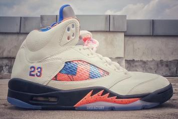 "Air Jordan 5 ""International Flight"" To Release This Summer"